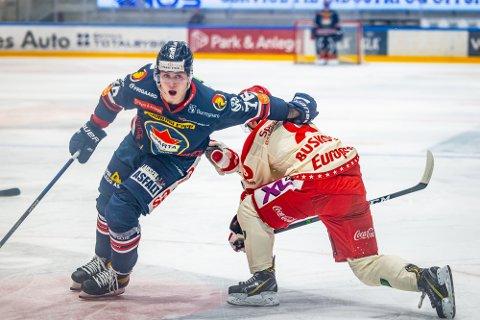 VM-PLASS: Emil Martinsen Lilleberg kjemper for en plass i den endelige norske VM-troppen.