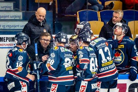 Viktig å spille: Det er viktig at kampene blir spilt for Sparta Sarpsborg, av økonomiske hensyn.