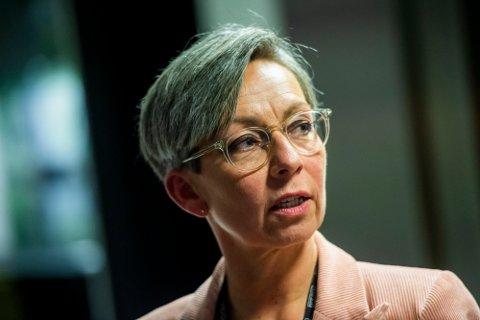 – Den andre smittebølgen har truffet Moss hardt, og det er en stor belastning for mossesamfunnet, sier ordfører Hanne Tollerud (Ap).