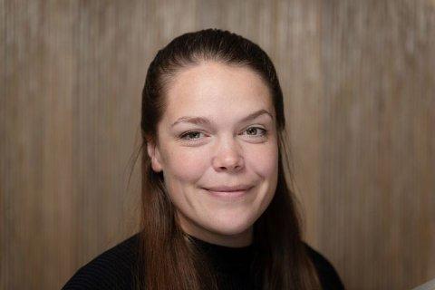 NY JOBB: Vilde Haarsaker hopper rett inn i årets jordbruksforhandlinger.
