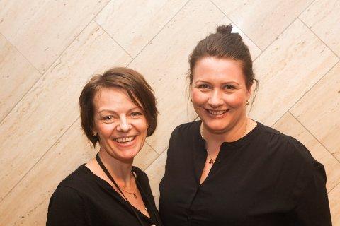 Møteplass: Leder for Olavsdagen, Guro Elise Berg (til venstre) og leder for utvalg for kultur og oppvekst, Therese Thorbjørnsen, ønsker at Olavsdagene skal romme Norges største kulturpolitiske møteplass.