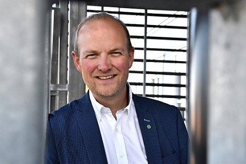 """FAKE NEWS: Ole André Myhrvold (Sp) mener han er utsatt for """"fake news"""" av dyrevernere. Arkivfoto: Sigurd Øfsti"""