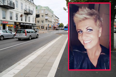 VENTER: Hege Pettersen som er bosatt i Strömstad håper at grensene snart åpner igjen.