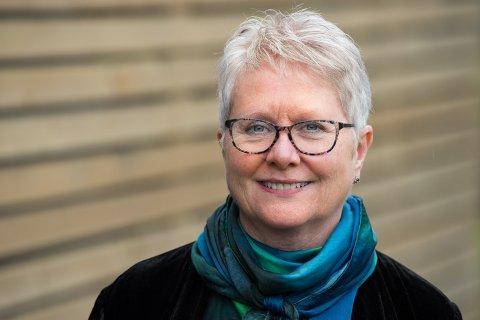 Karen Brasetvik, leder for Sykepleierforbundet i Østfold. (Foto: Bård Halvorsen)
