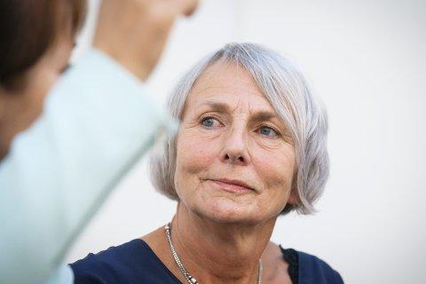 I løpet av natten har Partene i lærerkonflikten blitt enige om en løsning og mandag morgen holdt forbundsleder Anne Finborud i Skolenes Landsforbund og de andre  pressekonferanse i Kommunenes Hus.
