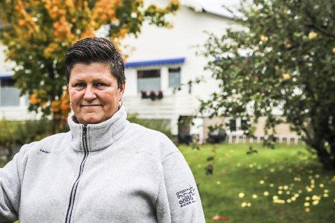 FRYKTER NEDLEGGELSE: Det er ikke vanskelig å forstå daglig leder Birgit Ødegård Olsens reaksjon på administrasjonens forslag om å legge ned Eva krisesenter og flytte tjenestene til Sarpsborg. - Vi vil kjempe for å beholde senteret i Halden og har sendt inn forslag på hvordan, sier hun til HA.