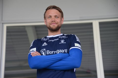 To år: Ole Jørgen Halvorsen har forlenget kontrakten med to nye år.