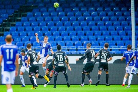 Nesten tomt: Daglig leder i Sarpsborg 08 blir ikke overrasket om det blir nesten tomme tribuner resten av sesongen.