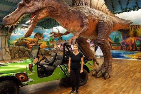 Linda Andreasson er ny daglig leder ved Eventyrfabrikken i Sarpsborg.