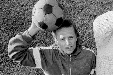 GODE MINNER: Pål Tønnesen har mange gode minner fra lokalfotballen. Han spilte både for moderklubben Tveter, Skjeberg SK og Borgen.