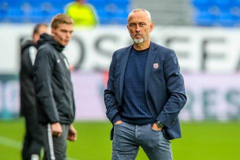 TRENER: Lars Bohinen står uten trenerjobb.