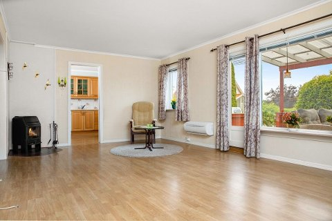 GIKK HØYT: Denne boligen på Bjørnstad ble solgt for 3,4 millioner. Det var 600.000 over prisantydning.