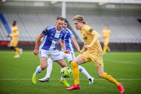 INGEN KAMP: Det vil fortsatt ta tid før Magnar Ødegaard og de øvrige Sarpsborg 08-spillerne får lov til å spille treningskamp.