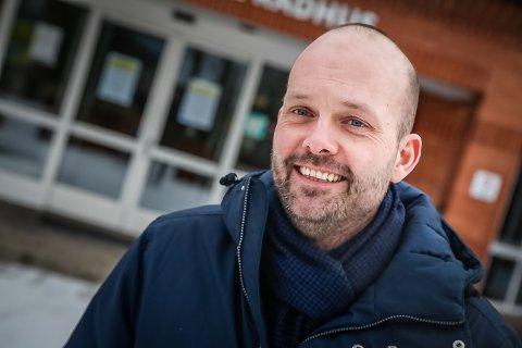 FORNØYD MED REGJERINGENS VEDTAK: Ordfører Sindre Martinsen-Evje er glad for at regjerings nye vedtak er i tråd med Sarpsborg kommunes ønsker.