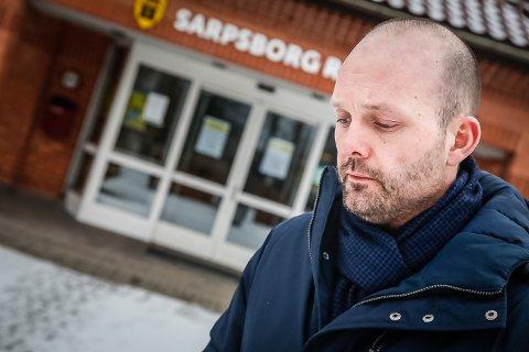 BEKYMRET: Ordfører Sindre Martinsen-Evje i Sarpsborg kommune er bekymret over at mange sliter som følge av koronapandemien.