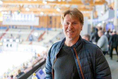 MEDALJE: Tor Nilsen tippet Sparta på medaljeplass i eliteserien før sesongen, og har fortsatt tro på at Brevik-laget vil kjempe helt i toppen.