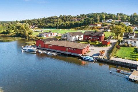 SOLGT: Denne eiendommen ble nylig solgt for 6.050.000 kroner.