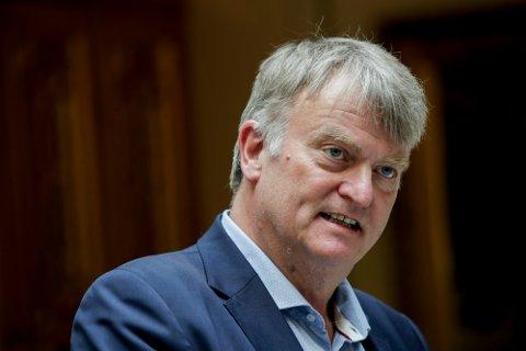 Ove Trellevik (H) sier det er uaktuelt for Høyre å skrote EØS-avtalen, som er Norges viktigste frihandelsavtale.