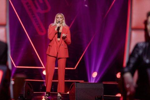 Sarah Emilie Birkeland imponerte på The Voice.