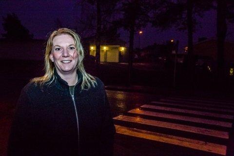 Rektor på Hannestad skole, Aud Helen Bårdsen, bekrefter at alle elevene er sendt hjem fra skolen i dag. Det på grunn av vannmangel ved skolen. Arkivfoto: Vetle Granath Magelssen