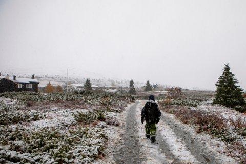 Våren settes på pause i Sør-Norge de neste dagene, og vinteren kommer tilbake.