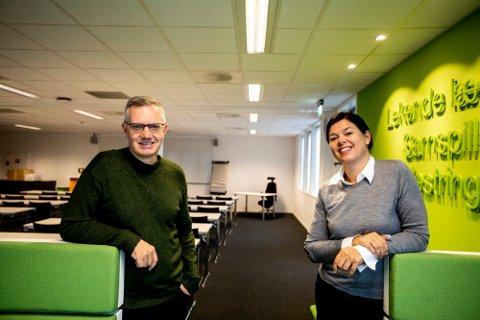 Randi og Hans Jacob Sundby har skapt et milliardkonsern av barnehager. Nå er de i gang med skoler.
