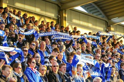 Sarpsborg kommune ønsker å åpne opp for at 600 tilskuere kan være til stede når Sarpsborg 08 spiller sine hjemmekamper på stadion framover.