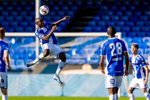 SCORINGER: Ibrahima Koné har scoret mye både i Sarpsborg 08 og på A-landslaget til Mali de siste ukene.