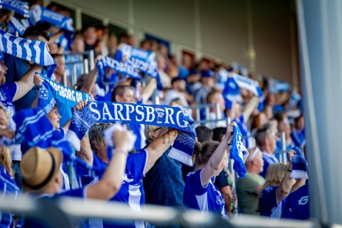 Sarpsborg 08 får en femtedel av billettene som legges ut til cupkampen mot Kvik Halden på søndag.