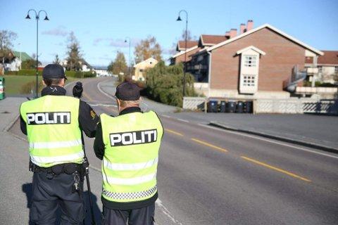 KONTROLL: UP har hatt flere kontroller i Indre Østfold den siste tiden.