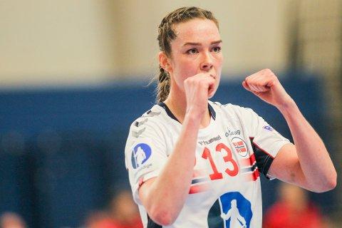 TIL OL:  Kari Brattset Dale fra Varteig er med i OL-troppen til Tokyo.  Foto: Aleksandar Djorovic / NTB