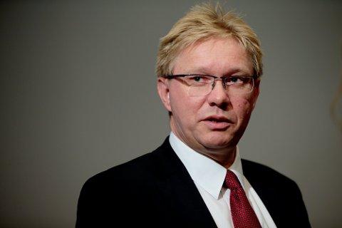 Administrerende direktør Per A. Sørlie i Borregaard er bosatt på Kråkerøy.