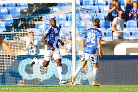 Sarpsborg 08 har avslått et bud på Ibrahima Koné (Foto: Thomas Andersen)