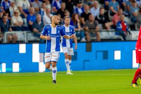 STARTER: Midtbanespilleren Dario Canadija spiller fra start i kveldens kamp mot Rosenborg.