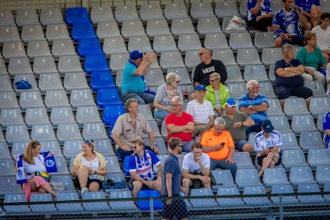 Sarpsborg 08 slipper inn nesten det dobbelte av dagens tilskuerkapasitet fra og med neste hjemmekamp.