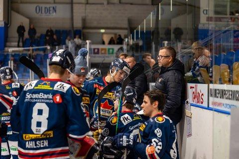 Spartas trener Sjur Robert Nilsen har flere spillere ute til kampen mot Ringerike.