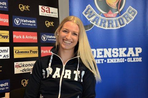 Tina Scott fikk spillenekt av Sparta. Forskjellsbehandling mener både Scott og hennes tidligere trener Jan Erik Helgesen.