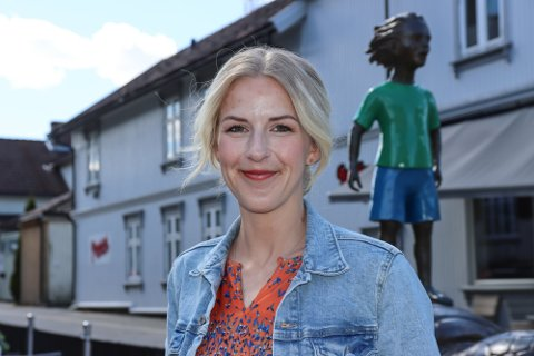 Vil satse på kultur: Elise Waagen kan love et styrket kulturliv med Arbeiderpartiet i regjering.