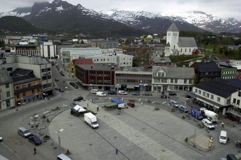 *** Local Caption *** Nordland har den høyeste renta i Norge. Dette bildet er fra Svolvær.