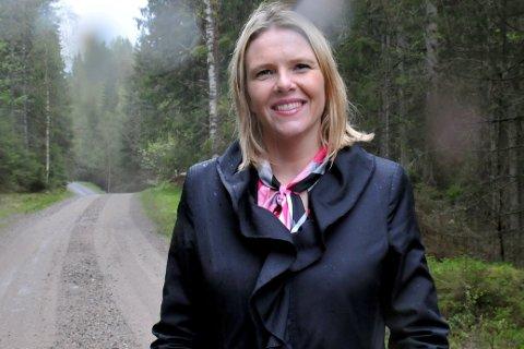 Landbruksminister Sylvi Listhaug.