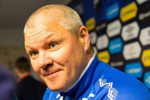 """Mons Ivar Mjelde og Start har spilt makrellfotball de siste ukene, men sånn """"ufæsk"""" spiser de helst ikke i nord.  Vi tror sørlendingene blir sendt hjem fra Tromsø med tap!"""