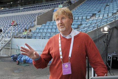 Sportssjef Jan-Erik Aalbu i Discovery-gruppen kan presentere nok en sportskanal, som starter sendingene 3. september.
