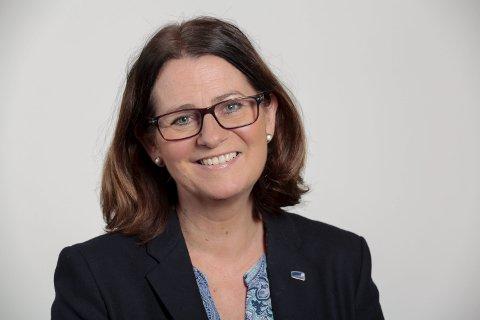 Tone Wilhelmsen Trøen er Høyres helsepolitiske talsperson på Stortinget.