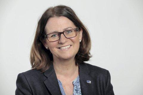 Tone Wilhelmsen Trøen er helsepolitisk talsperson for Høyre på Stortinget.