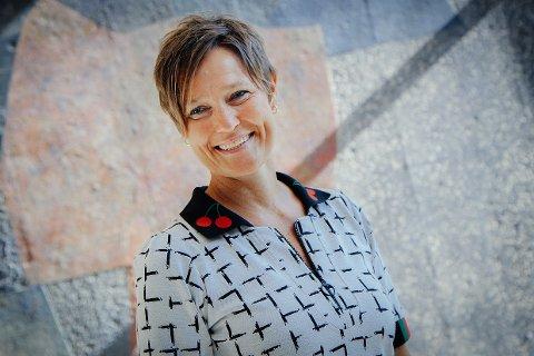 Ellen Kristine Breibyer daglig leder i Dale Carnegie Training Norge.