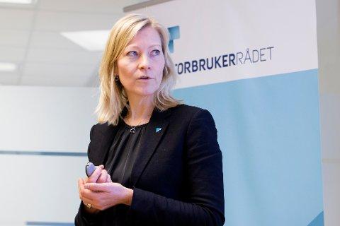 Ingeborg Flønes, direktør for forbrukerservice i Forbrukerrådet.
