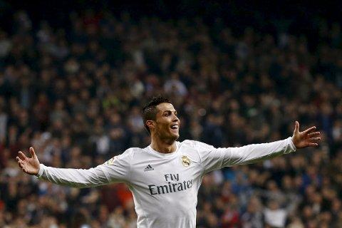 Real Madrid og Cristiano Ronaldo banker Granda i dag.