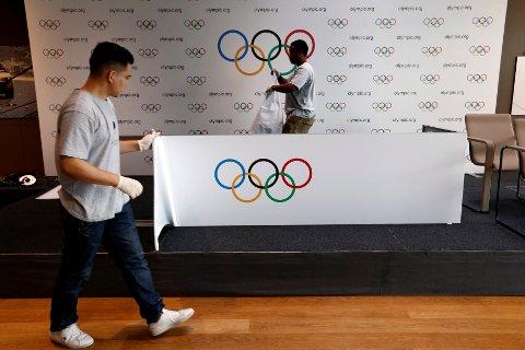 IOC valgte ikke å utestenge Russland fra OL