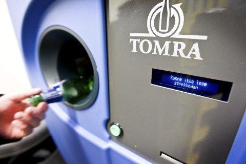 Tomflasker har gitt Røde Kors 150 millioner kroner siden 2008.