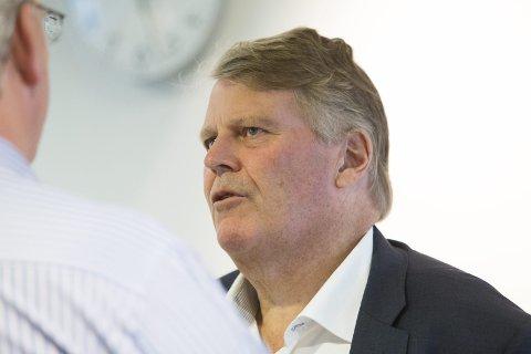 KrF og Hans Fredrik Grøvan kom med forslaget om alkolås i busser og taxier.